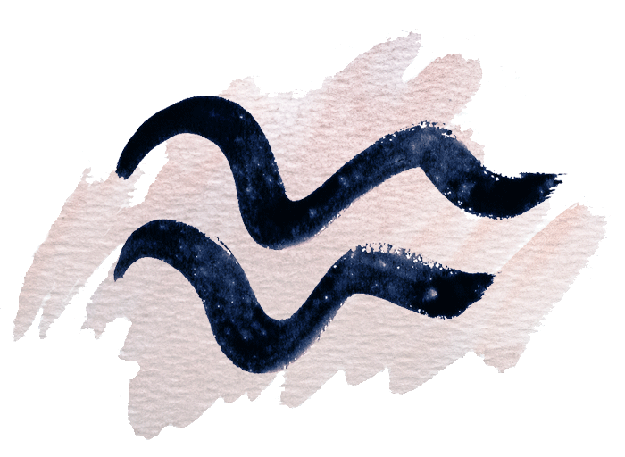 Signe du Verseau